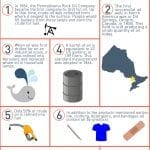 9 interesting facts about oil