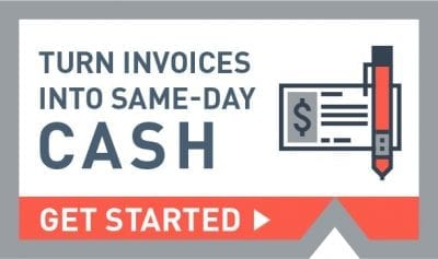 why use factoring we turn invoices into cash