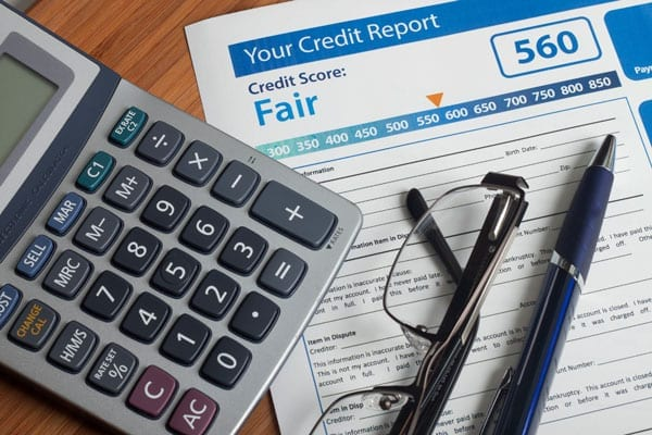 invoice factoring with less than perfect credit