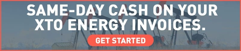 Factoring For Xto Energy Invoices Tci Business Capital