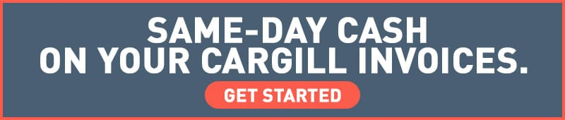 factoring for cargill invoices