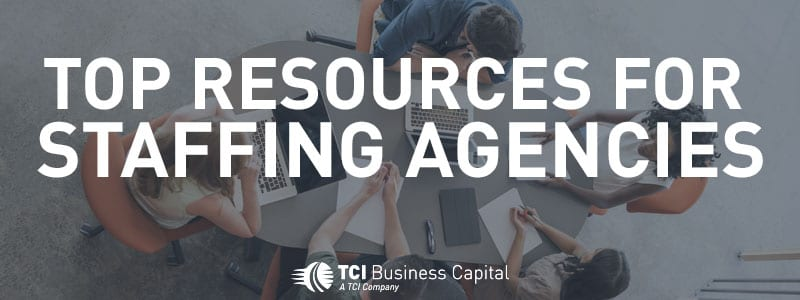 Top resources for staffing agencies