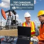 top Canadian oilfield websites