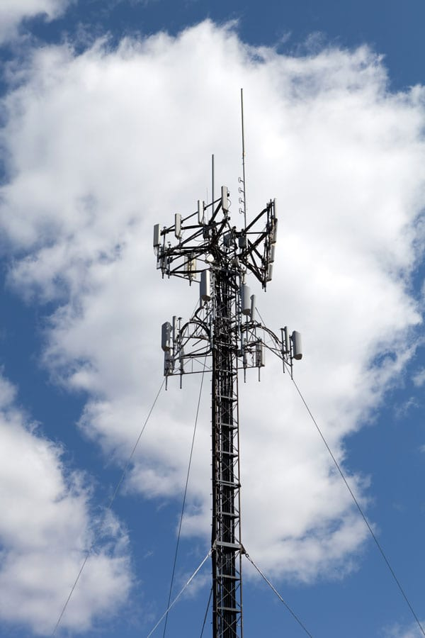 Using Drones for Telecom Tower Inspection | TCI Business Capital