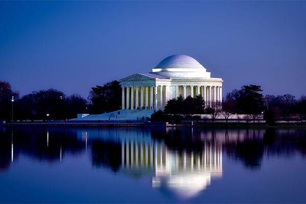 Jefferson Memorial - Washington D.C. factoring companies