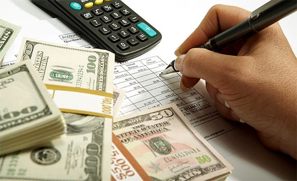 Factoring companies pay immediate cash for invoices.