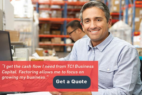 Get a quote on a small business invoice factoring program.